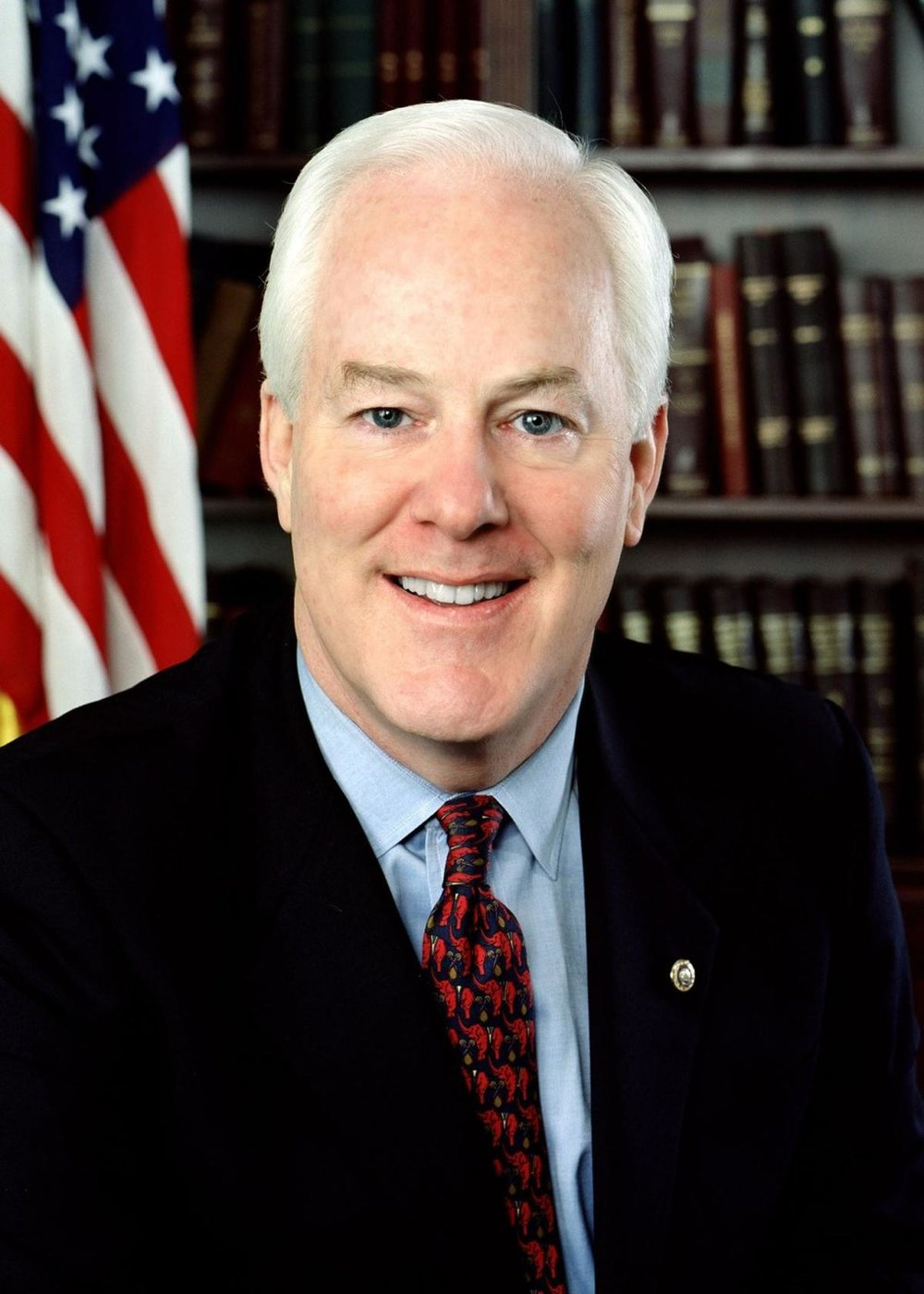 United States Senator - Senator John CornynJohn Cornyn is a U.S. Senator from Texas. He was born in Houston and is currently in his third term, serving since 2002.Houston Office: 5300 Memorial Drive Suite 980, Houston, TX 77007Main: 713-572-3337