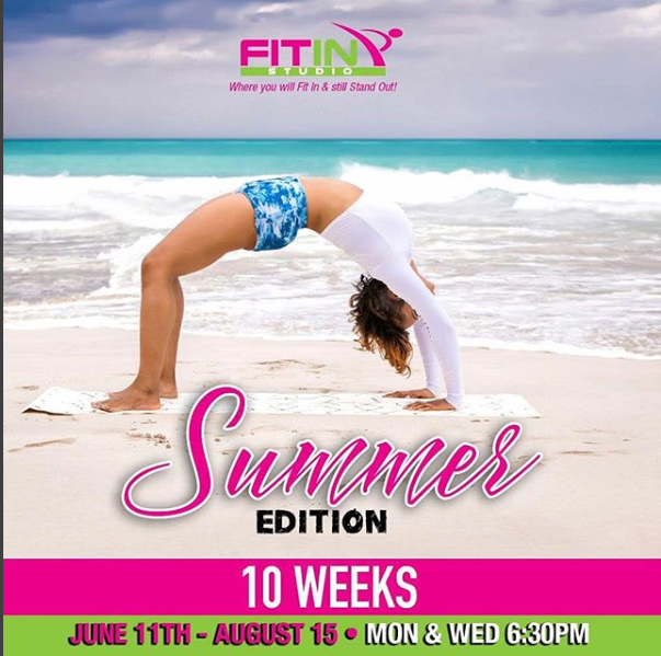 Fit In 10 Week Summer Edition