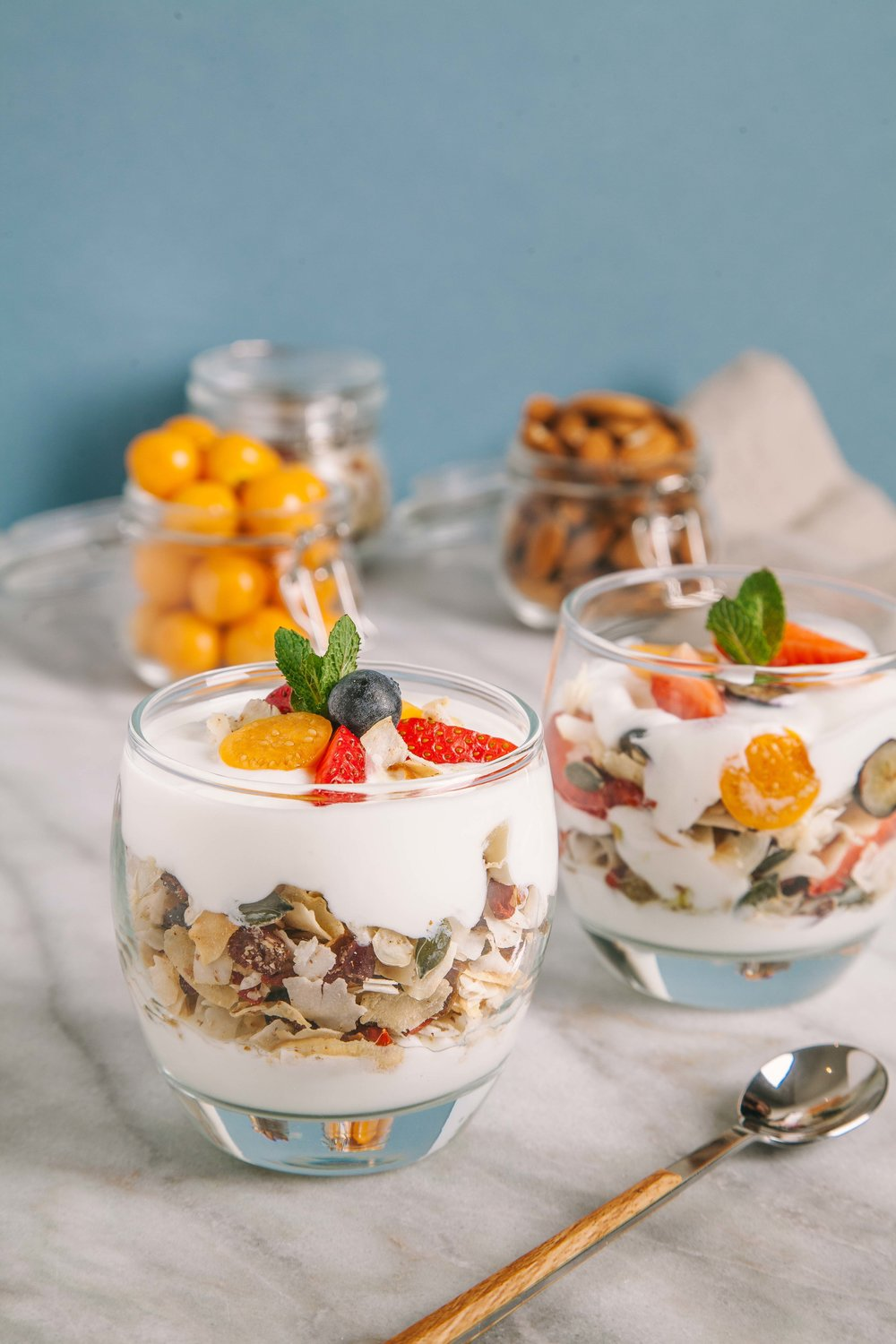- We treat ourselves with this homemade granola for breakfast, after our workouts, or just anytime we need a pick-me-up…