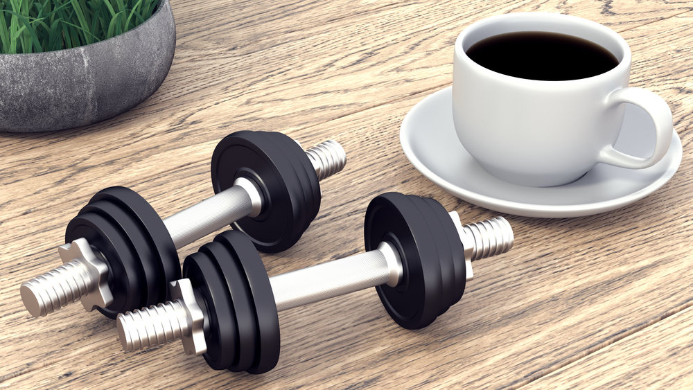 """there is clear evidence that caffeine is an ergogenic aid for a variety of types of sports."" -"