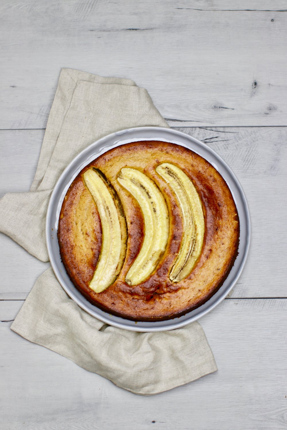 Not your Grandma's Banana Bread - A healthy version of a classic!