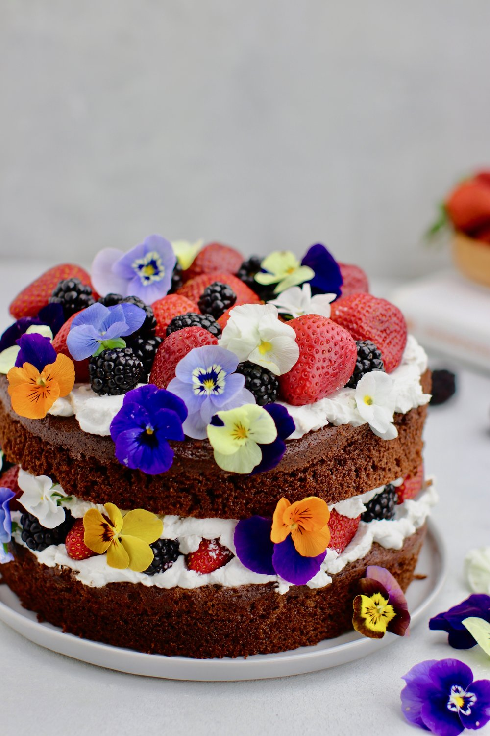 Start Spring Right - Stacked with seasonal berries!