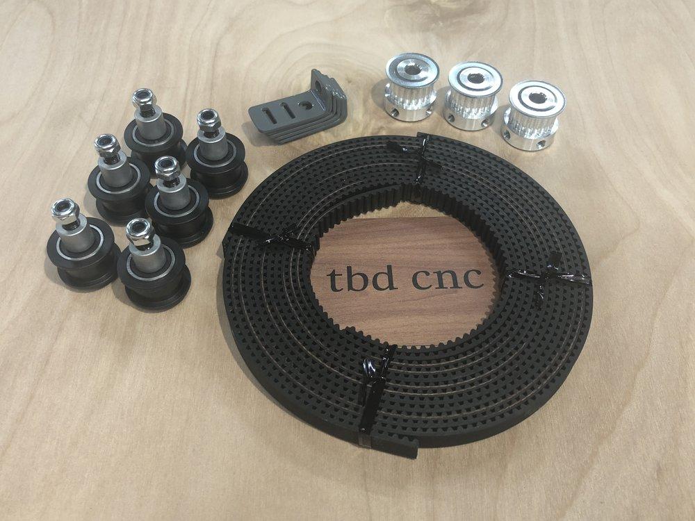 tbd cnc 3GT3 Kit