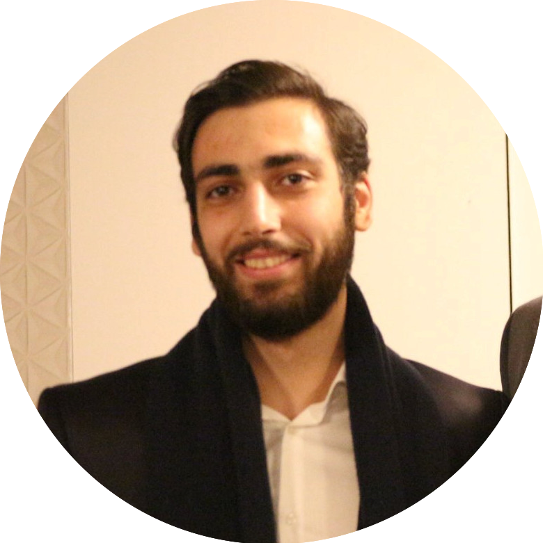 Mahdi Divandari - Start up Coordinator