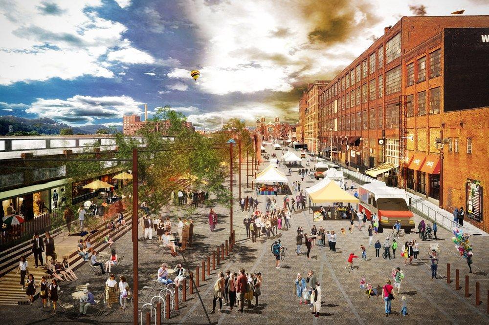 Smallman Street Redevelopment | Pittsburgh, PA