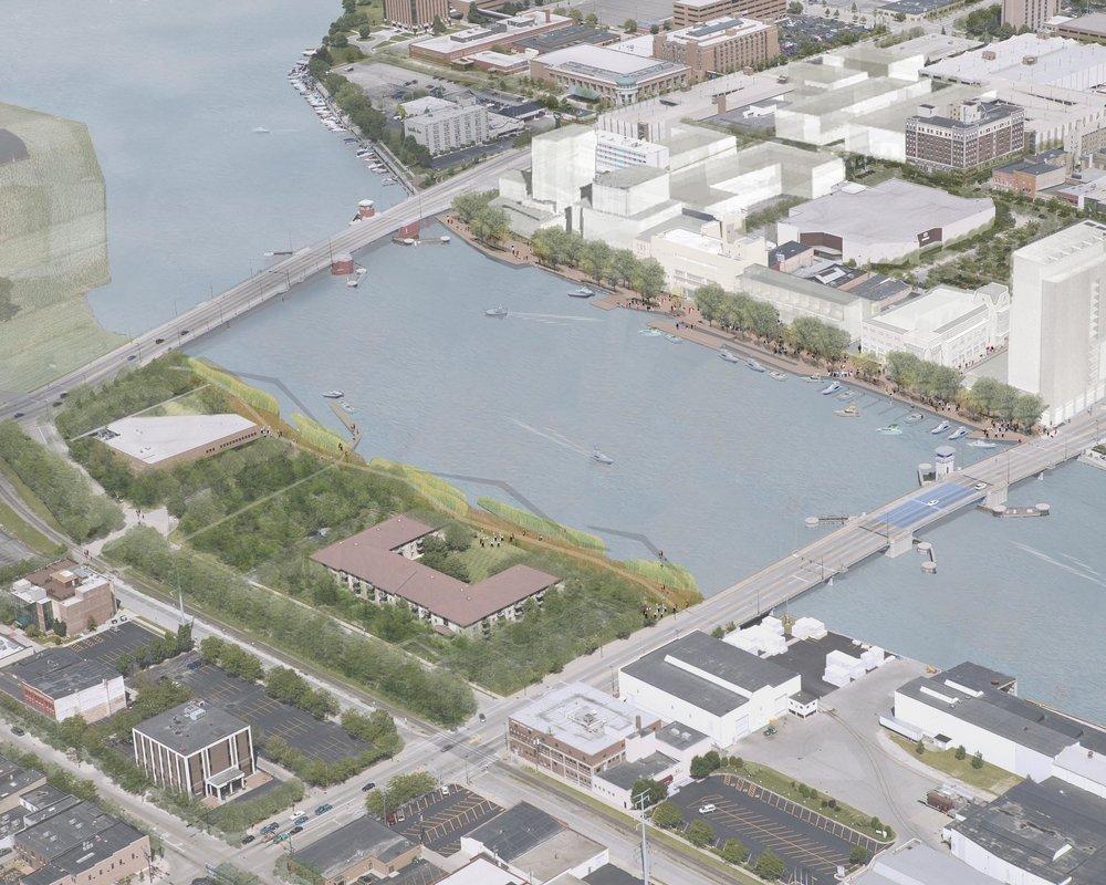Fox Riverfront | Green Bay, WI