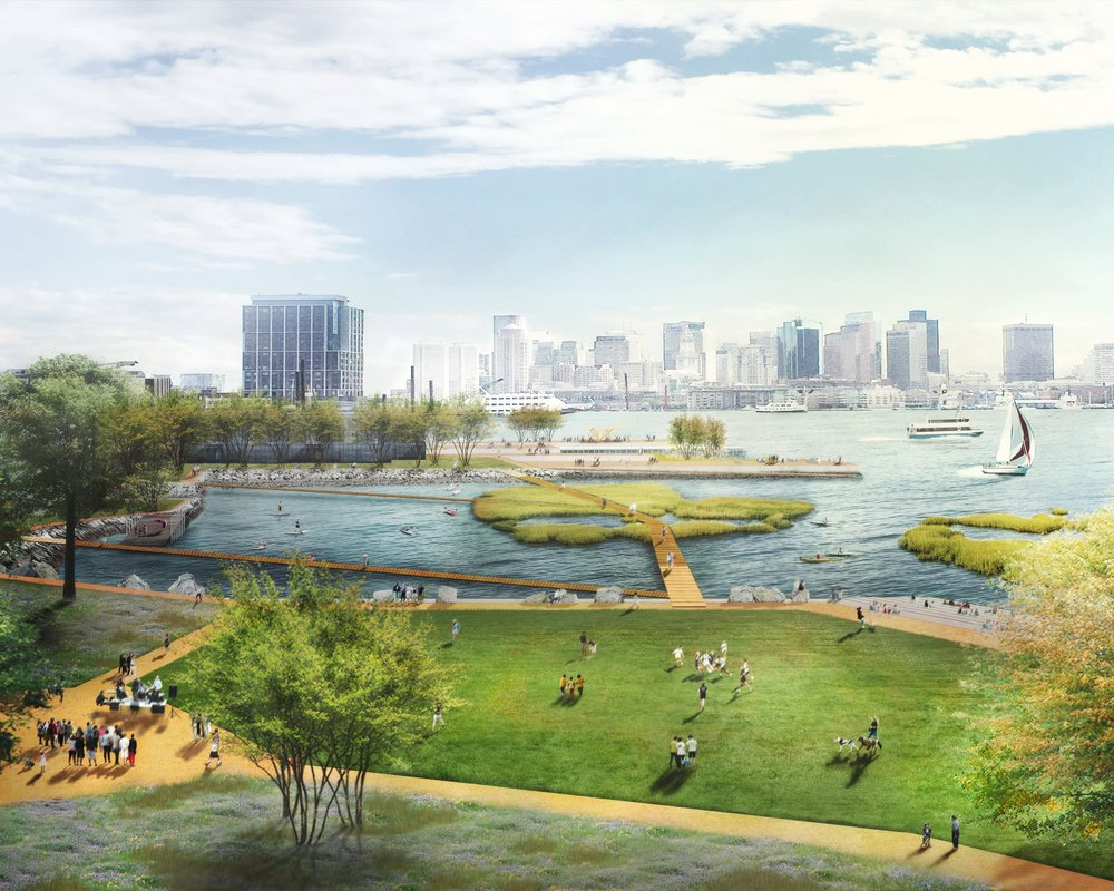 Coastal Resilience Solutions East Boston & Charlestown | Boston, MA