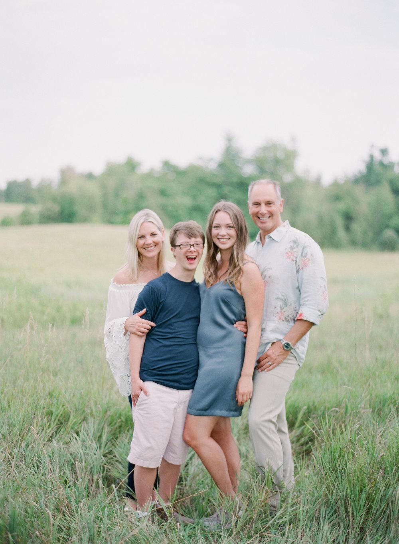 FOWLER FAMILY  Scottsdale, Ontario