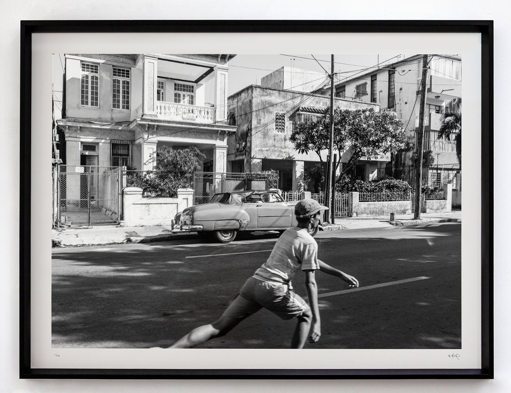 Skate,  2017 Archival cotton print with museum glass 40 x 30 inches Edition 1 of 16, 2 AP