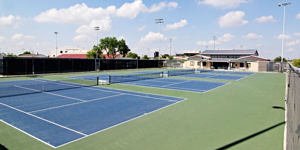 Blossom Tennis Center NEISD San Antonio