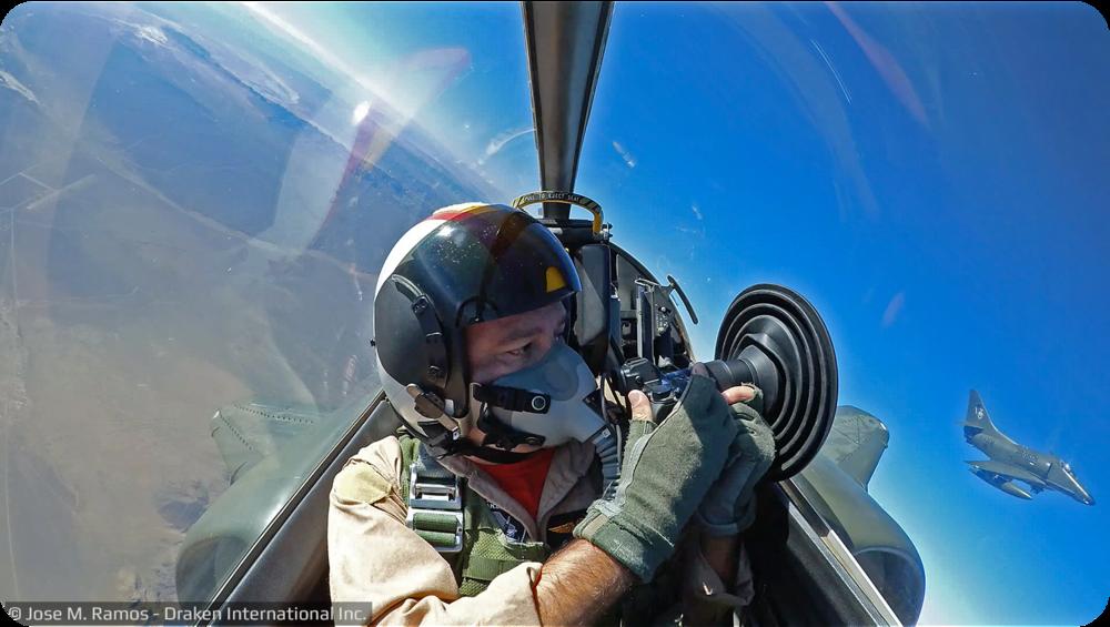 ULH user José Ramos setting the bar… high in a US Navy plane. Follow him on IG: @fujiramos13