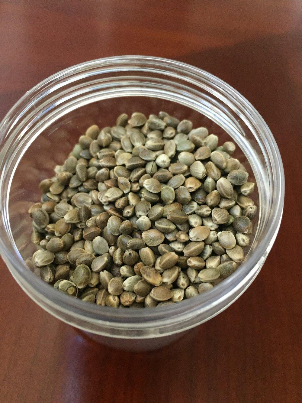 Cannabis & Hemp Seeds Available
