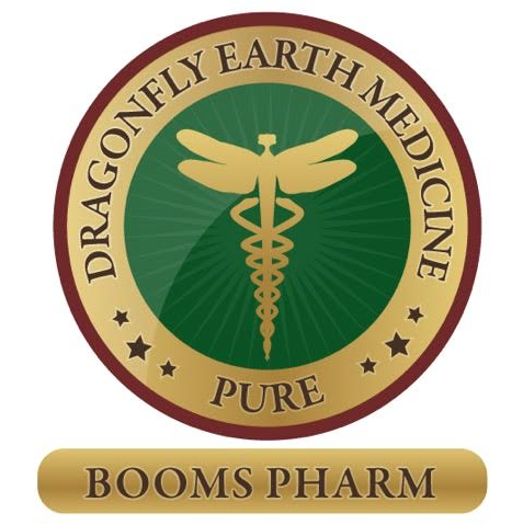 Dragonfly Earth Medicine Pure Certified