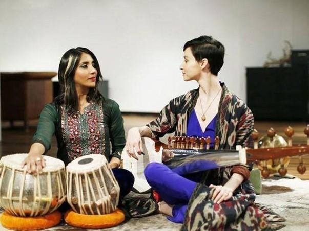 Roshni Samlal (tabla) + Camila Celin (sarod).jpg