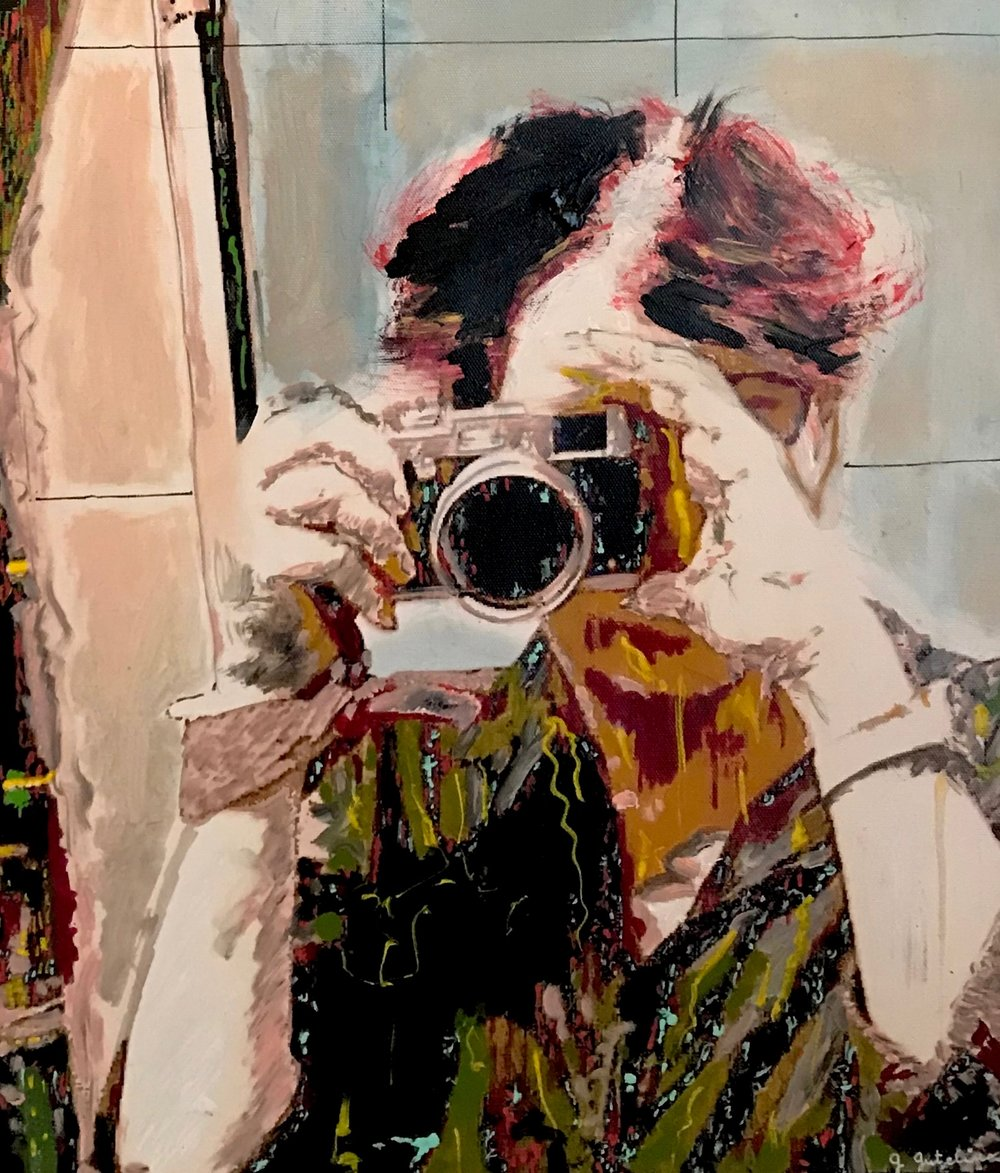 Portrait of Susana Meyer by: Josepha Gutelius