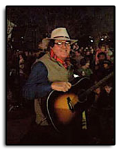 Jim performing at the The Broadmoor Hotel's 21-year tradition called The White Lights Ceremony in November 2007.