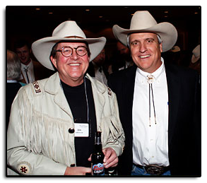 Jim with Colorado Governor Bill Ritter