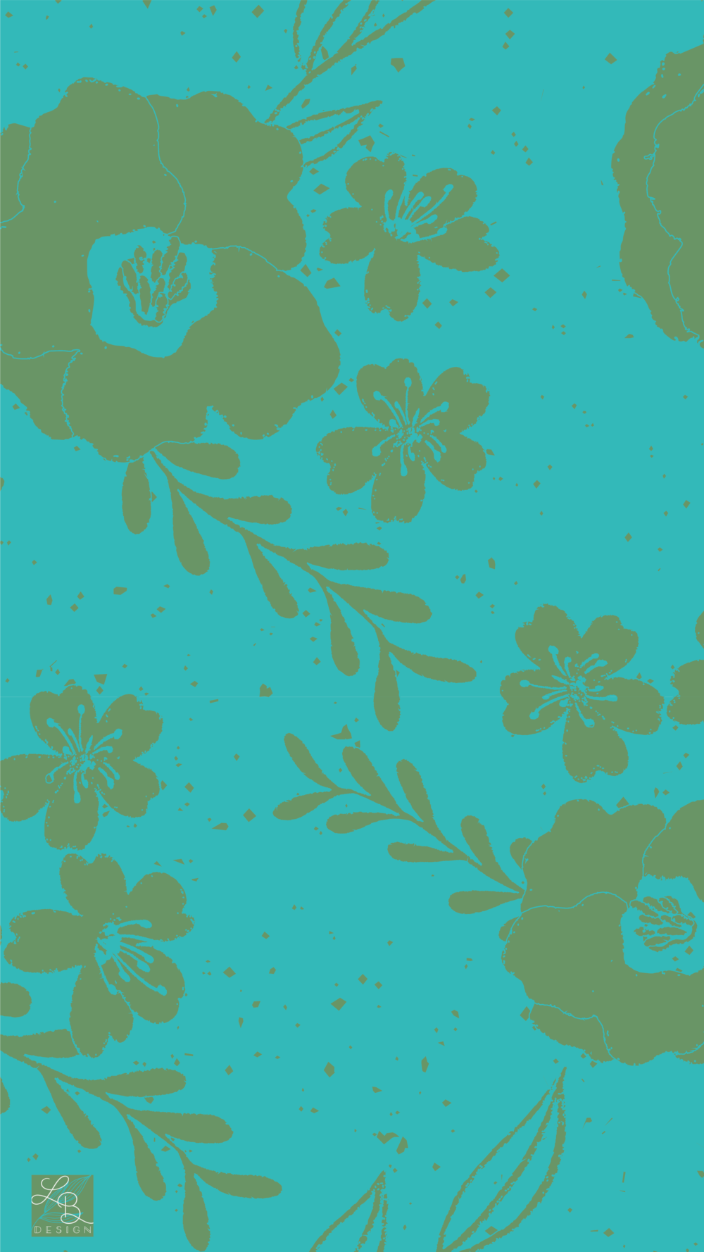 LBD April Mobile Wallpaper