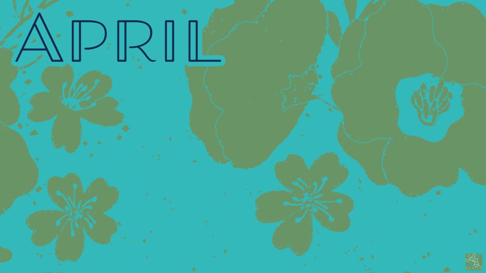 LBD April Desktop Wallpaper