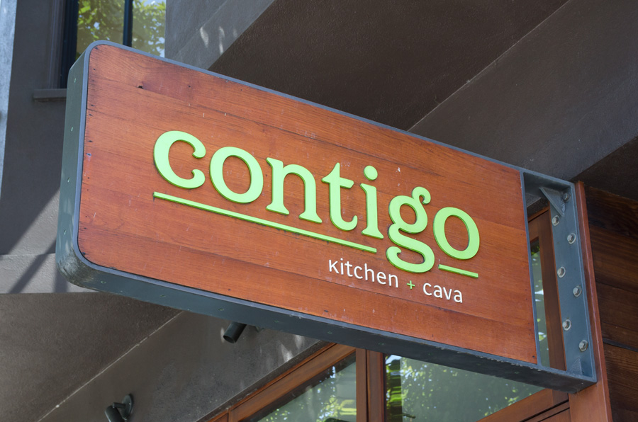 1320 Castro sign
