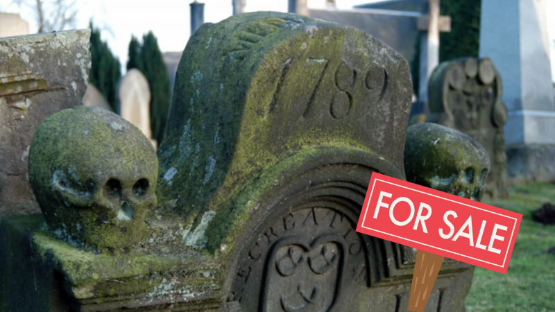 cemetary for sale