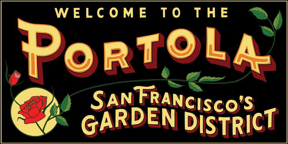 Portola - San Francisco's Garden District