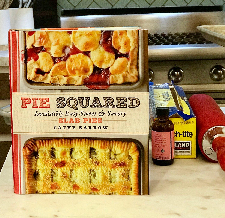 pie squared irresistibly easy sweet savory slab pies