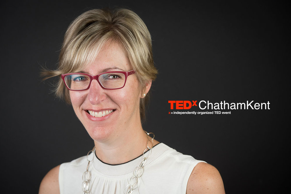 Starting in 2014  - Alysson is a co-founder and co-organizer of TEDx Chatham-Kent, part of a worldwide public speaking series to bring innovative ideas to local communities.