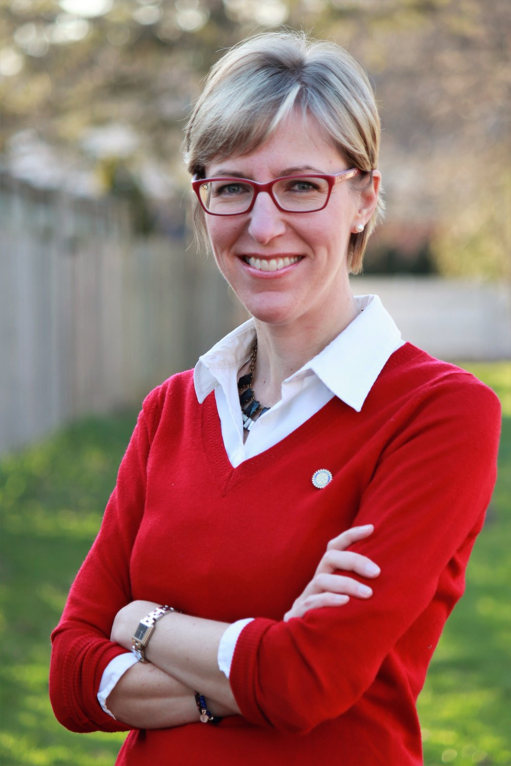 Alysson Storey for Mayor of Chatham-Kent.