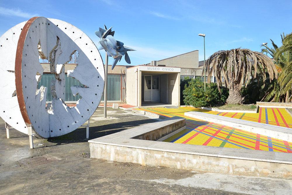 MUSEO D'ARTE CONTEMPORANEA LUDOVICO CORRAO  - Per maggiori informazioni visita il sito web.