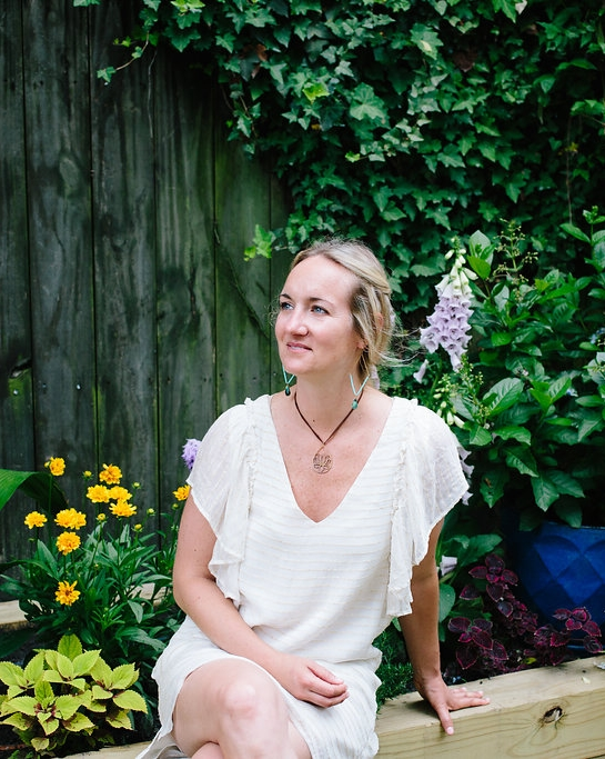 Caryn O'Hara,  International Ayurvedic Health Counselor + Wellness Guide