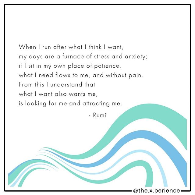 Attraction of abundance is excruciatingly simple and wholly trust-dependent.⁣ .⁣ Have as much faith in it as you do your Amazon Prime deliveries with a whole lot more patience.⁣ .⁣ .⁣ .⁣ .⁣ .⁣ #abundance #attraction #trust #faith #rumi #rumiquote #spiritualquote #spiritualpoem #rumipoem #meditation #inspiration #joy #wellness #charleston #spirit #beherenow #entrepreneur #alignment⁣ ⁣