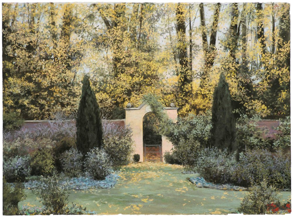 The Rose Garden Gate, Castle Howard