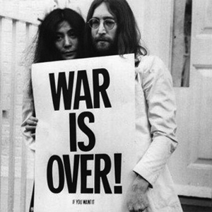 John and Yoko - This version of the interview appeared in the January 1981 issue of Playboy Magazine. The interview hit the stands the first week of December, a few days before John died. The last time I spoke to John and Yoko was on December 7. The next day he was gone.The complete interview is now published in the book All We Are Saying.