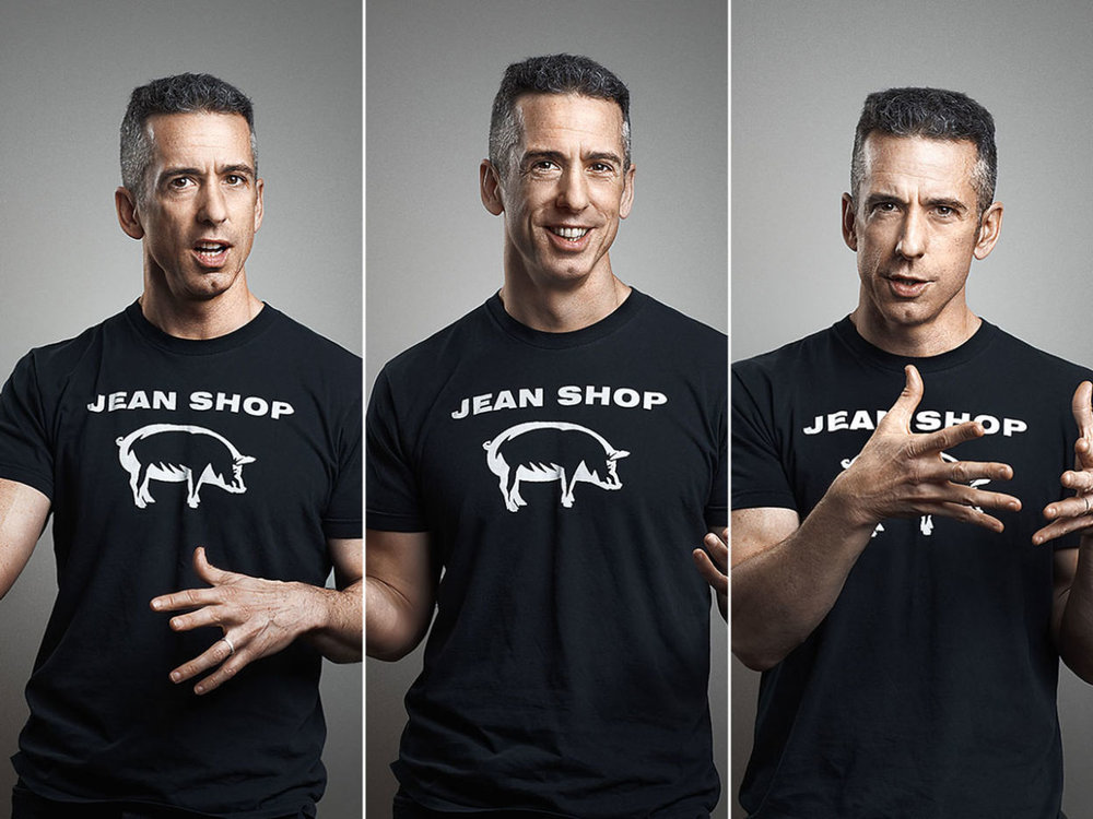 Dan Savage - PLAYBOY INTERVIEW WITH DAN SAVAGEBy David SheffPHOTOGRAPHY BY MARIUS BUGGE
