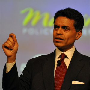 Fareed Zakaria - Coming soon!