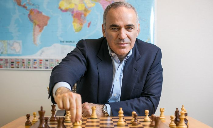 Garry Kasparov - This article was originally published in March 2008.