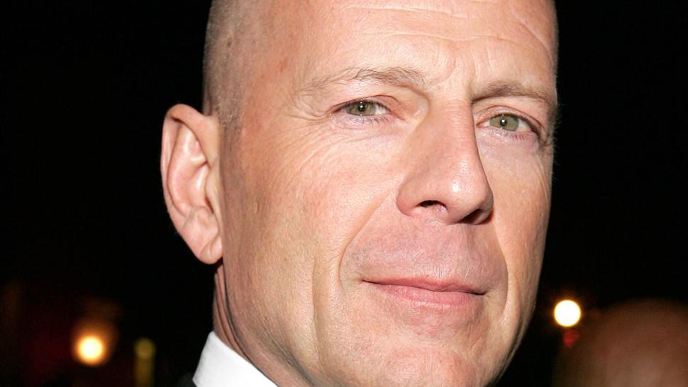 Bruce Willis - February 1996