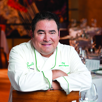 Emeril Lagasse -