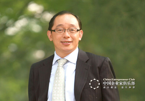BETTING ON BANDWIDTH - Edward Tian has a pipe dream for China. It's called democracy.