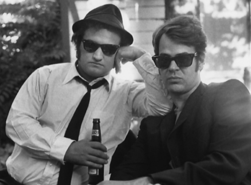 The Blues Brothers - Comedy's Great White HopesIf Aykroyd & Belushi Are The Future Of Laughs, Why Are They Singing the Blues?