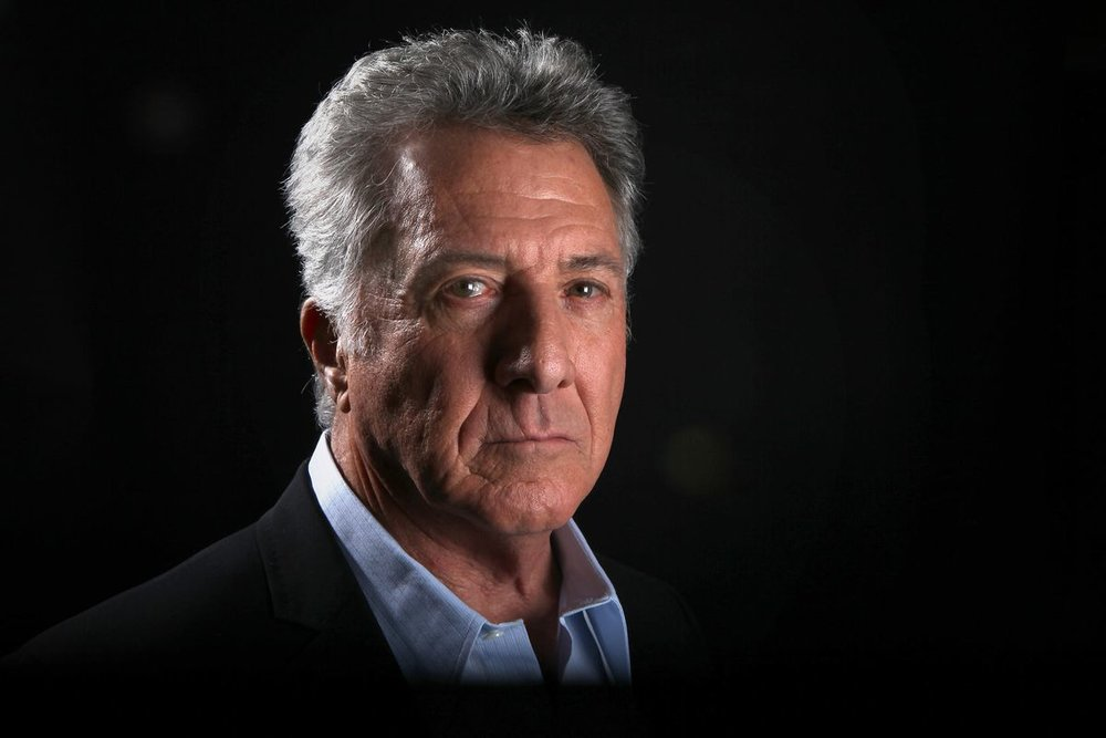 DUSTIN HOFFMAN - Everybody's favorite graduate talks about Brando, Eastwood, Stiller and sex - past and present