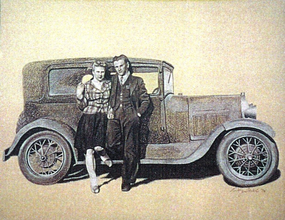 Couple with Car.JPG