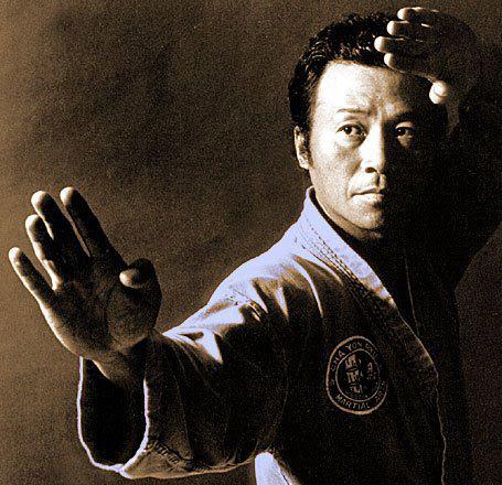 Grandmaster Kim Soo.