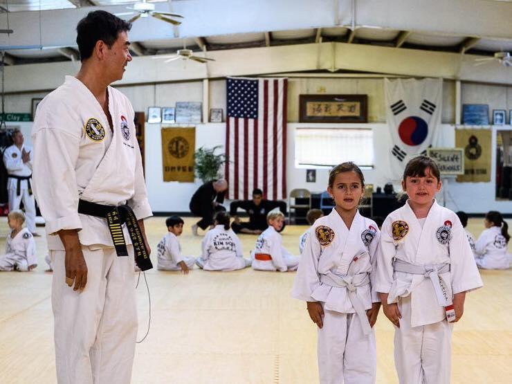 Kids Class Dojang Hun
