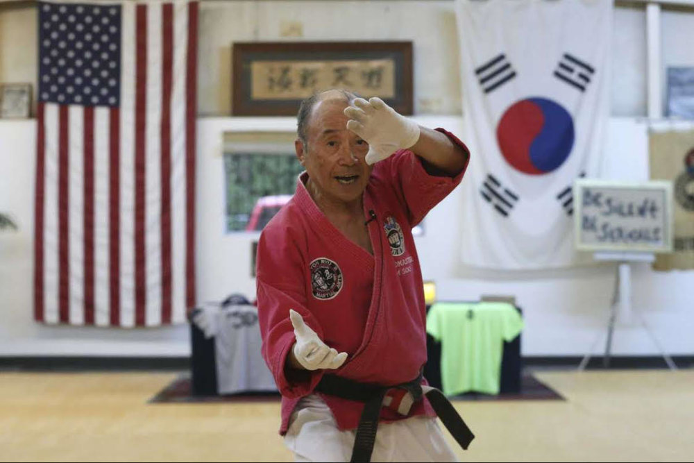 Kim Soo Karate Celebrates 50 Years in Houston - from KTRK Channel 13