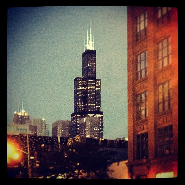 Chicago Nightlight...