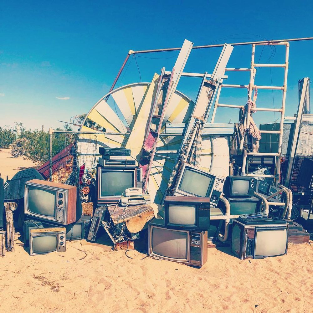 TV is a vast wasteland...