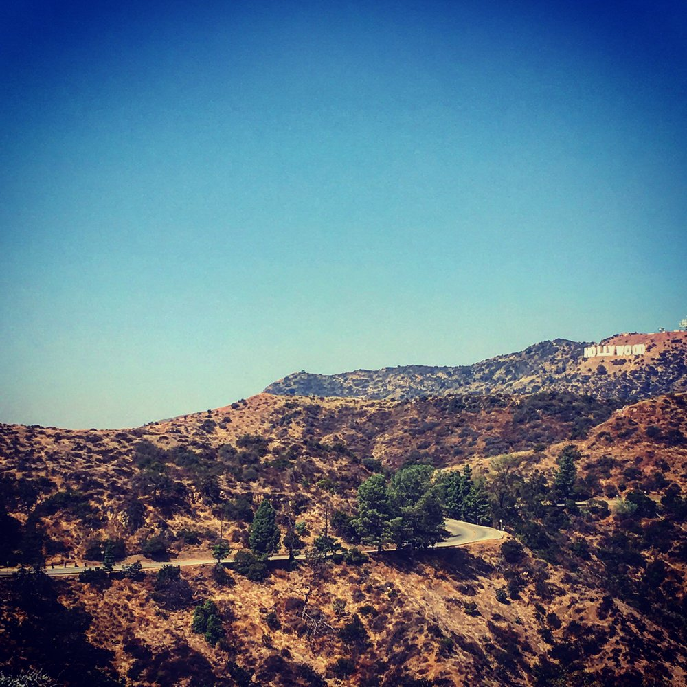 The Long Road to Hollywood...