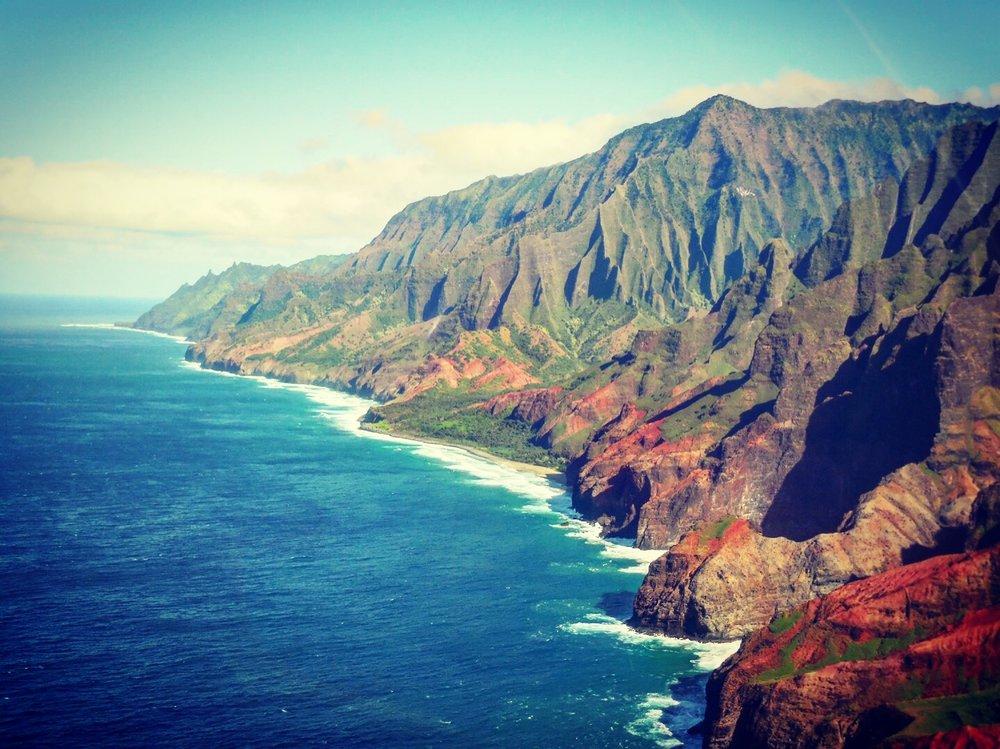 Aloha (bags)...